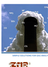 Simple Solutions for Gas Analysis Brochure