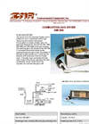 IMR - Model 500 - Combustion Gas Dryer - Brochure