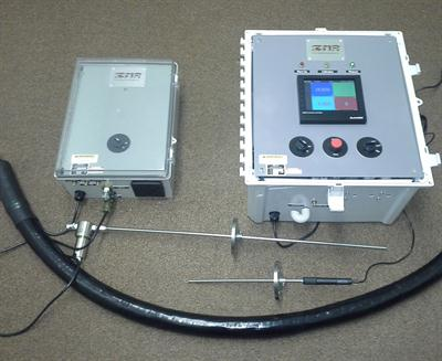 IMR - Model 5000 - 1-12 Cell Continuous Flue-Gas Analyzer