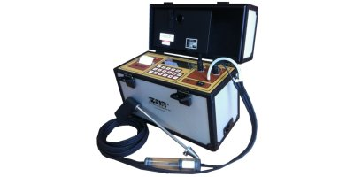 IMR - Model 2000/2800-IR - 4-9 Cell IR-Flue-Gas Analyzer