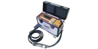 IMR - Model 1400C - Portable Automotive Analyzer