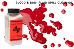 SMELLEZE Blood & Body Fluid Clean Up Absorbent & Solidifier: 2 lb. Granules