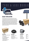 Model SB3 – SB4 - Solar Aeration System Brochure