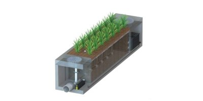 Modular Wetland Systems Linear