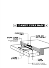 Dandy - Professional Strength Inlet Curb Filter Bag  Brochure