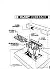 Dandy - Maximum Gutter Inlet & Curb Inlet Filtration System Brochure