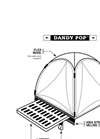 Dandy - Model Pop - Storm Water Grate Protection System Brochure