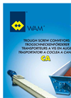 CA - Trough Screw Conveyors – Brochure