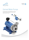 Canned Motor Pump Brochure