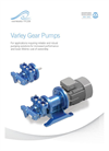 Varley Gear Pumps Brochure