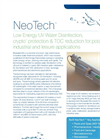 Ultra Efficient UV Disinfection Technology- Brochure