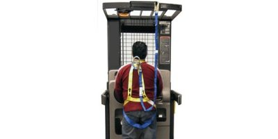 LiftTruck - Safety Harness and Lanyard Combo