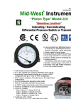 Model 220 - Hazardous Locations Differential Pressure Switch - Brochure