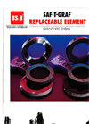 SAF·T·GRAF®  REPLACEABLE ELEMENT   BS&BSAFETYSVSTEMS,L.L.C. -------- BS&B SAFETY SYSTEMS LTD. GRAPHITE DISKS   CATALOG  77-8550   SECTION C     I I I