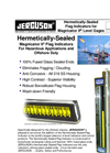 Hermetically Sealed Flag Indicator Brochure