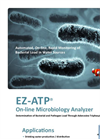 EZ-ATP On-line Microbiology Analyzer - Brochure