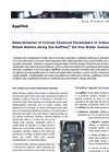 SulPhos - On-Line Water Analyzer System - Brochure