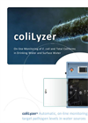 ColiLyzer - Fully Automatic On-Line Analyzer System - Brochure