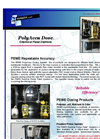 PolyAccu Dose - Chemical Feed Stations - Brochure