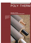 Polytherm - Fiberglass Jacketed Polyurethane Insulated Piping System Brochure