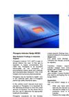Phosgene Indicator Badge MEDIC Datasheet