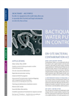 BactiQuant Water Flyer