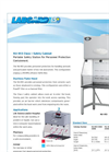 LabGard - Model ES 813 Class I - Bench Top Biological Safety Cabinet Brochure