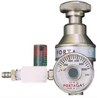 PortaGas - Flow Matching Regulator