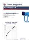 Model 941-410110-000 - Washdown Gun Brochure