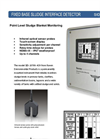 Model SID-10700 - Sentry Sludge Level Monitor Brochure