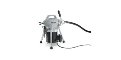 Ridge - Model K-50 - Sectional Drain Cleaning Machine