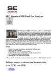 SEC Signature DIR Dual Gas Analyzer Brochure