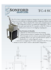Sonford TC4 Solo Composite Sampler Brochure