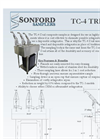 Sonford TC 4 Triple Composite Sampler Brochure