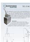 Sonford TC-3 Solo Composite Sampler Brochure