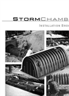 Storm Chambers Installation Brochure