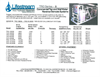 TRO-B 1800-20000 GPD - Tap–Well Water Reverse Osmosis Systems – Specifications