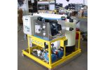 Lifestream - Model SW4 500-1800 GPD - Reverse Osmosis Seawater Desalination Systems