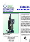 TPC - Cross-Flow-Micro-Filtration Brochure