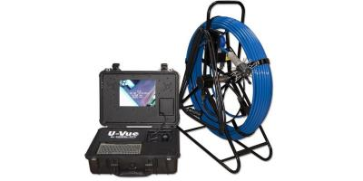 Model U-Vue - Color Push Camera Inspection System