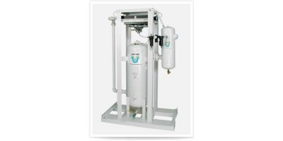 Model Blast Pak Series - Portable Compressed Air Treatment System