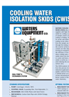 Cooling Water Isolation Skid Data Sheet WCWIS - Broucher