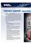 Portable Samplers Data Sheet W3150- Broucher