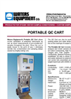 Portable QC Carts Data Sheet WB357- Broucher