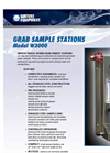 Model W3000 - Grab Sample Stations– Brochure