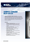 Model W9150/9250 Series - High Capacity Sample Coolers Datasheet