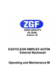 Easy Clean EC100-2 Duplex Automatic - Brochure