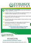 The Zeo-Clear Compact Biological Wastewater Treatment System Brochure