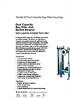 Model 82 Dual Capacity Bag Filter Housings Brochure (PDF 879 KB)