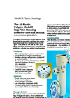 Model 8 Plastic Housings Brochure (PDF 968 KB)